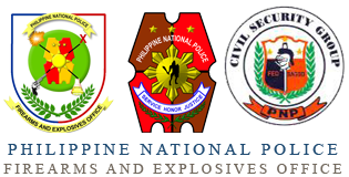 PNP Firearms and Explosives Office